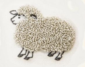 ふとんリネット 羊