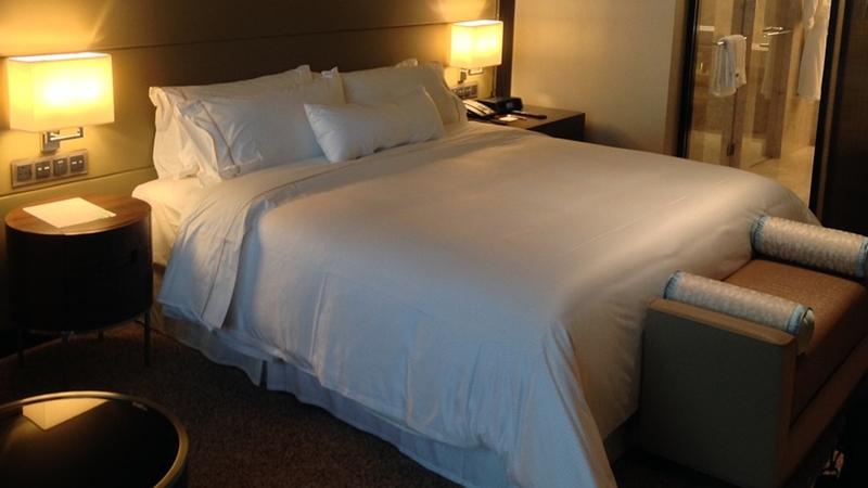 羽毛布団 ベッド