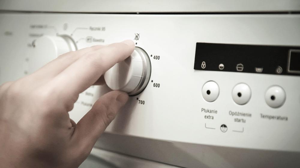 洗濯機 スイッチ