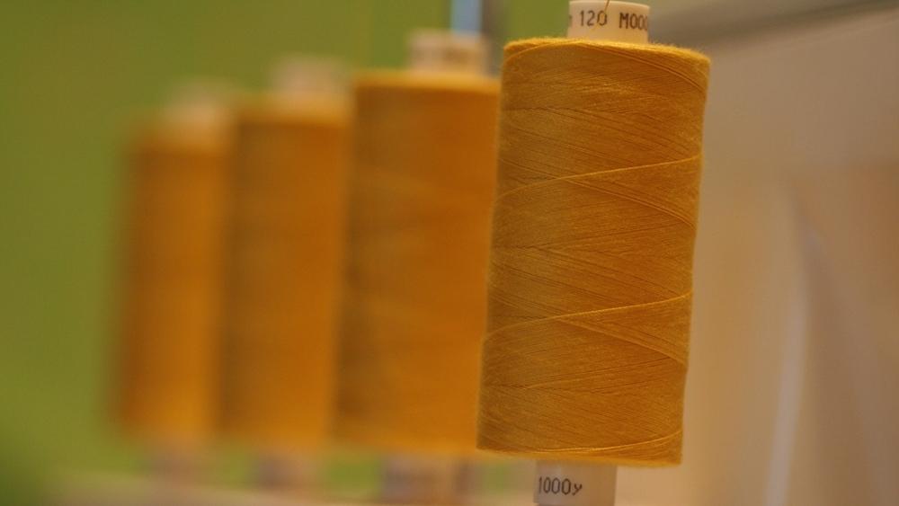 糸 化学繊維