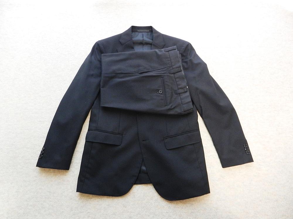 ジャケット スラックス 洗い方 重ね方